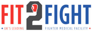 Fit2Fight UK Logo